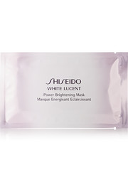 Shiseido White Lucent Power Brightening Masks x 6