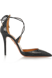 Matilde elaphe pumps