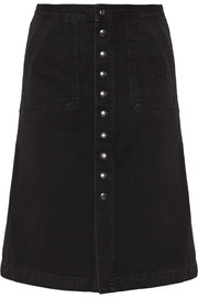 MiH Jeans Sonning denim skirt