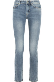 MiH Jeans The Daily high-rise skinny jeans