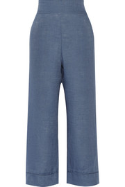 Seawind cropped linen pants