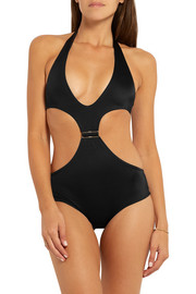 La Perla Yacht Lounge cutout swimsuit