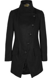 Vivienne Westwood Anglomania State wool-blend felt coat