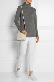 The Elder Statesman Chunky Dory cashmere turtleneck sweater