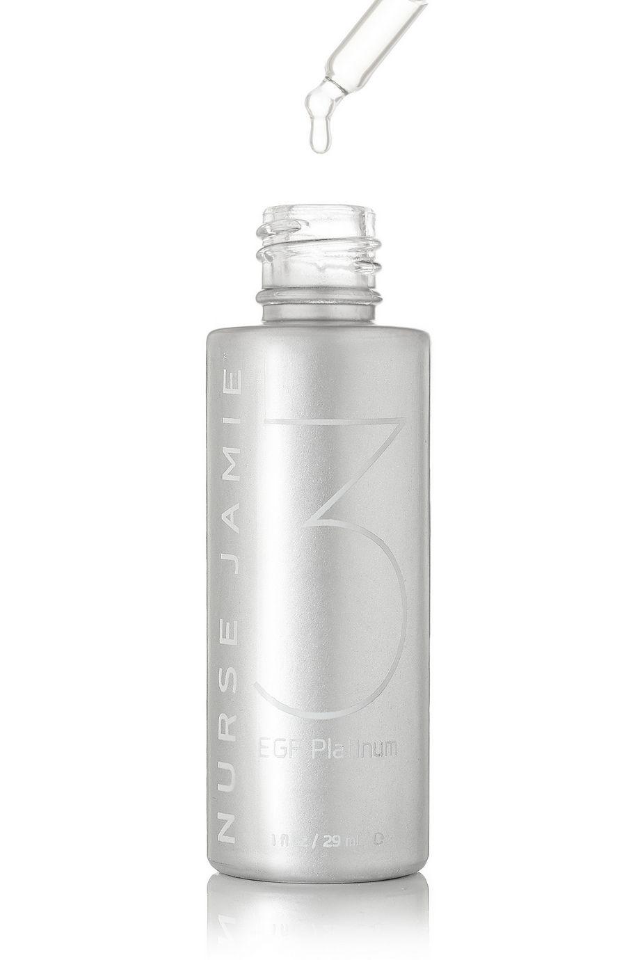 Nurse Jamie EGF Platinum 3 Restorative Facial Elixir, 29 ml – Serum