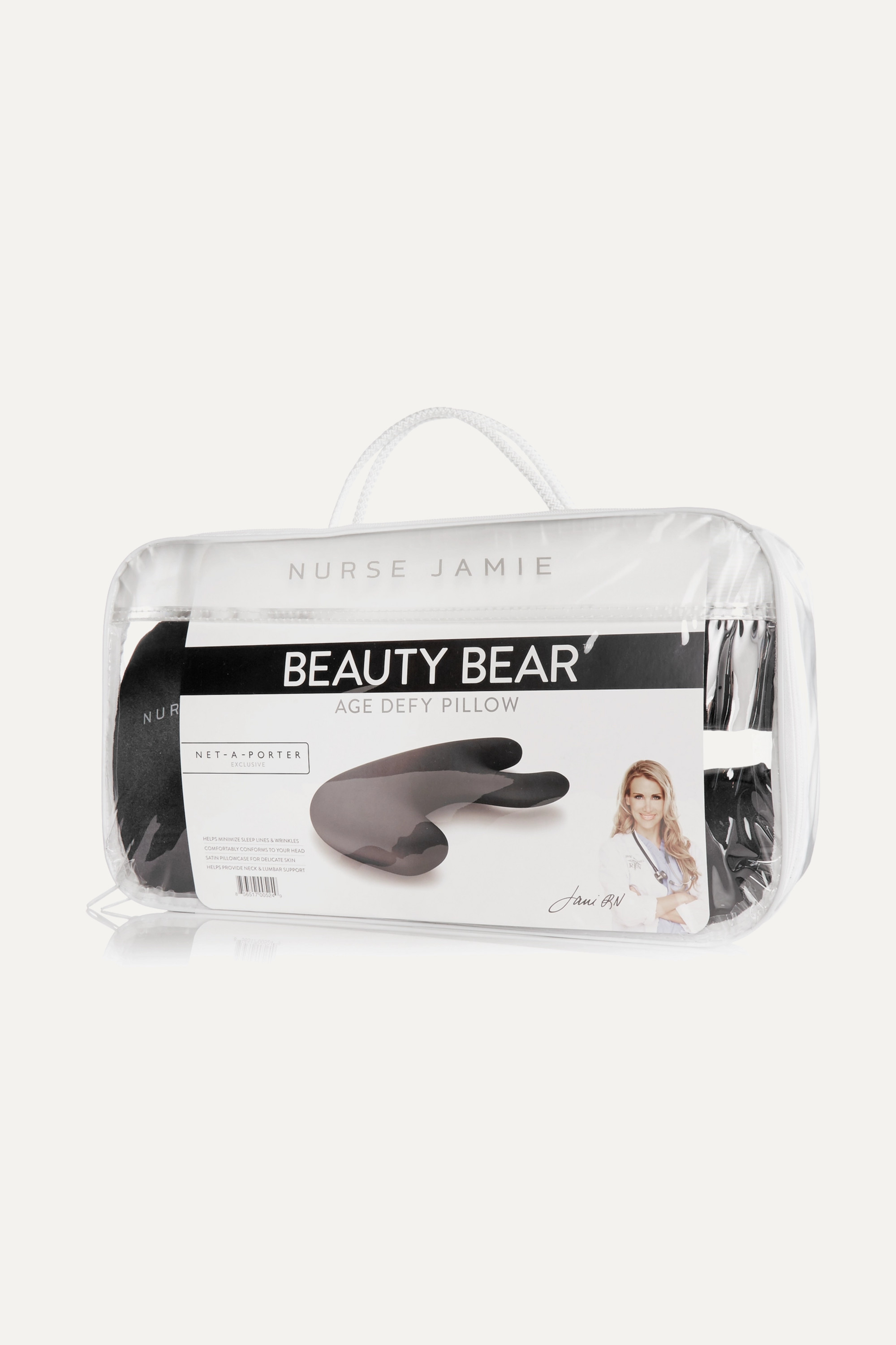 Nurse Jamie Beauty Bear™ Age Defy Pillow