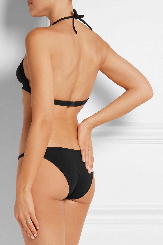 Eres Les Essentiels Voyou triangle bikini top