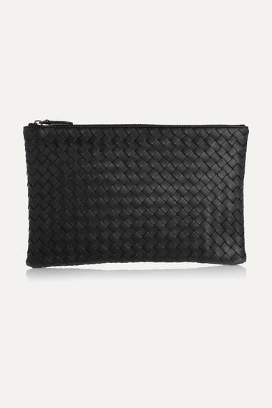 020372c1adca Bottega Veneta. Intrecciato leather pouch