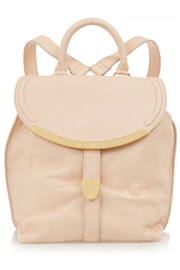 See by Chloé Lizzie textured-leather backpack