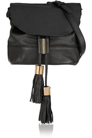 See by Chloé Vicki textured-leather shoulder bag