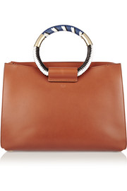 Classic 5 leather tote