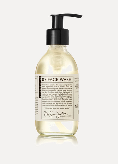 DR. JACKSON'S Face Wash 07, 200Ml - Colorless
