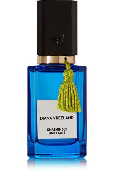 DIANA VREELAND PARFUMS Smashingly Brilliant Eau De Parfum - Citrus & Bergamot Oils, 50Ml in Colorless