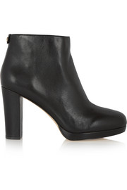 Sammy leather ankle boots