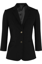 Schoolboy stretch-wool blazer