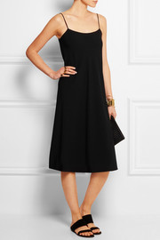 Gibbons crepe midi dress
