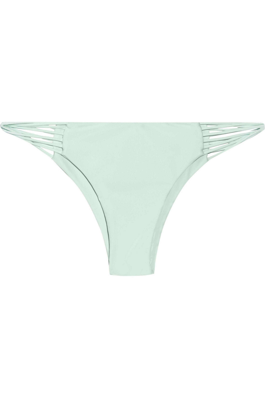 Mikoh Lanai cutout bikini briefs