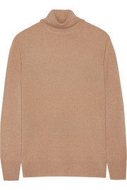 Oscar cashmere turtleneck sweater