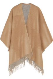 Rag & bone Reversible merino wool wrap