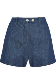 Mason denim shorts