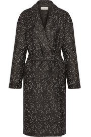 Carmel tweed coat