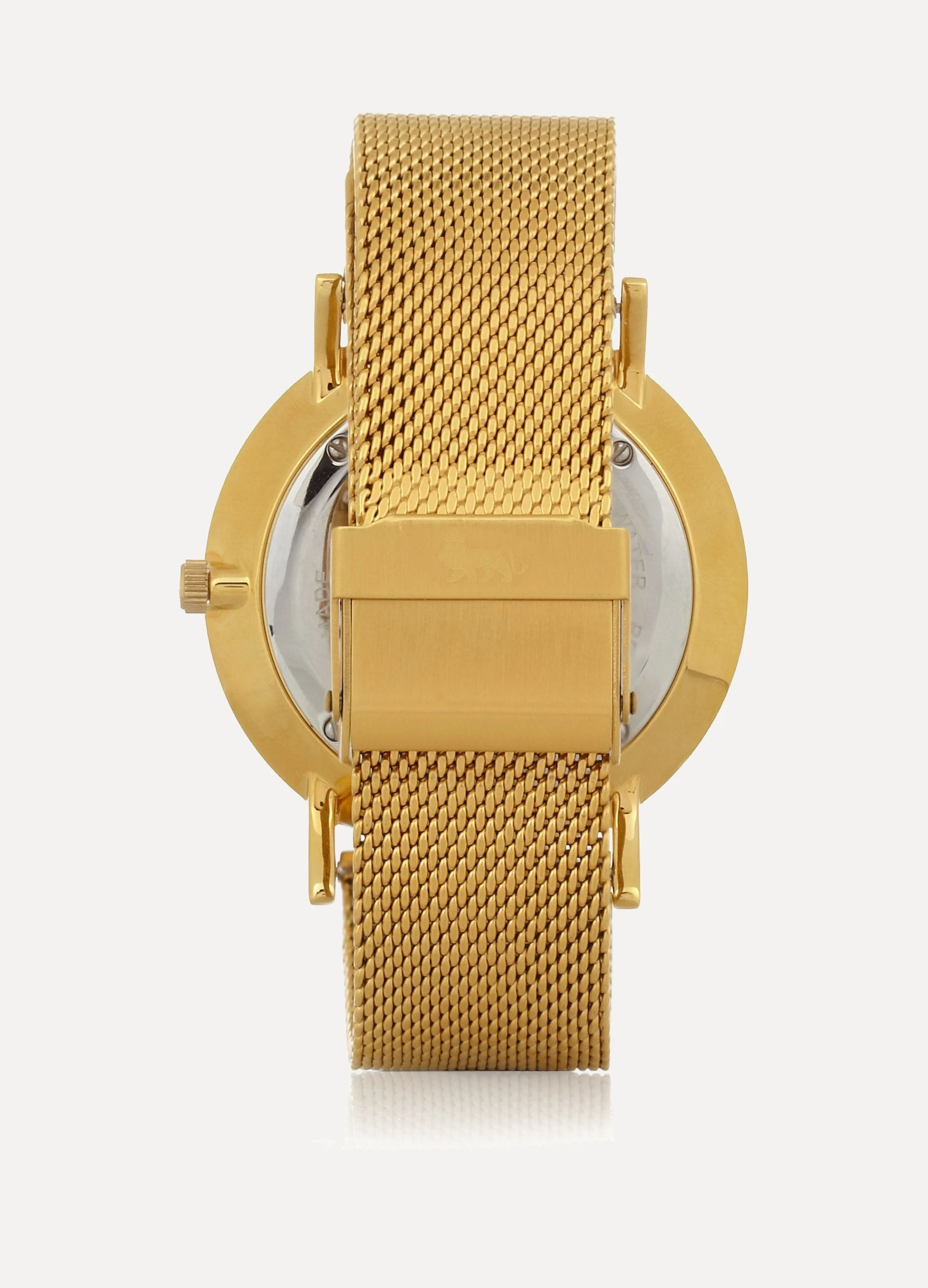 Larsson & Jennings CM gold-plated watch