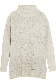 Catherine oversized cashmere turtleneck sweater