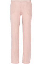 Organic Pima cotton pajama pants