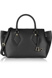 Voyage large leather tote