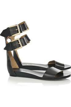 Michael KorsVachetta leather sandals
