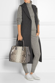 Nancy Gonzalez Python and crocodile tote