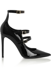Possession patent-leather pumps