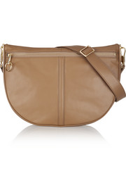 Scott Moon leather shoulder bag
