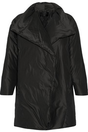 Shell down coat