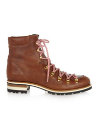 Gael leather boots
