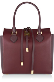 Miranda medium leather tote