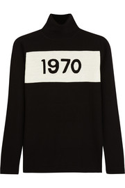 1970 wool turtleneck sweater