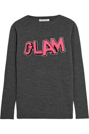 Bella Freud Glam merino wool sweater