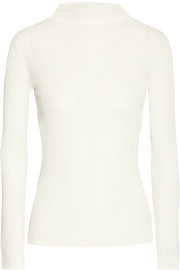 Trento ribbed-knit turtleneck sweater