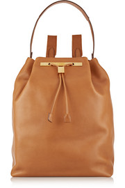 11 leather backpack