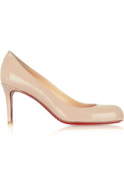 Christian Louboutin Simple 70 leather pumps