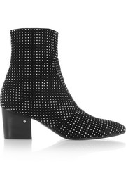 Ringo studded suede boots