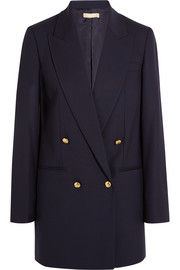 Michael Kors Stretch-wool gabardine blazer