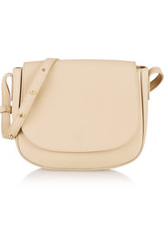 The Crossbody leather shoulder bag