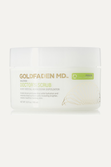 GOLDFADEN MD Doctor'S Scrub, 100Ml - Colorless