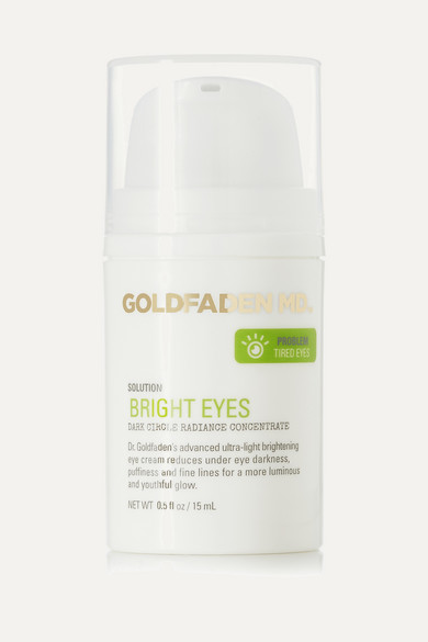 GOLDFADEN MD Bright Eyes, 15Ml - Colorless
