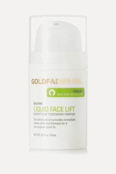 GOLDFADEN MD Liquid Face Lift, 15Ml - Colorless