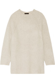 Kandel ribbed cashmere sweater