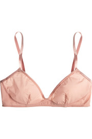 Bodas Smooth Tactel® soft-cup bralet