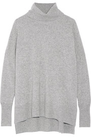 Chrystelle cashmere turtleneck sweater